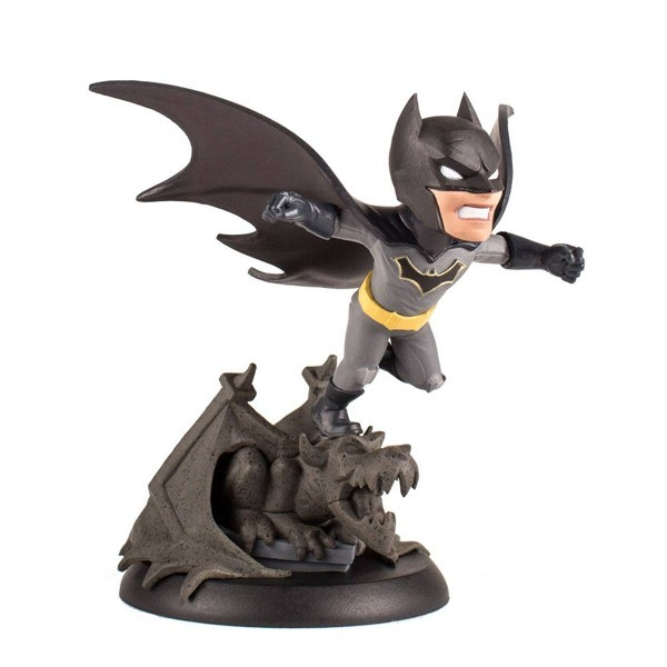 Figura Batman – DC Renacimiento - Q-Fig – Quantum Mechanix