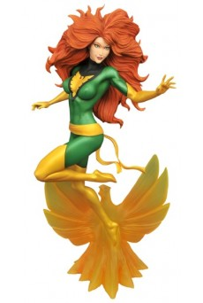 Figura Jean Grey - X-Men - Marvel Gallery - Diamond Select