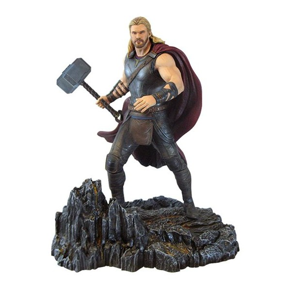 Figura Thor - Thor Ragnarok - Marvel Gallery - Diamond Select