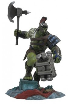 Figura Hulk - Thor: Ragnarok - Marvel Gallery - Diamond Select