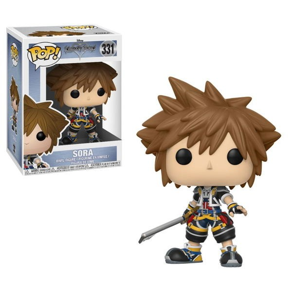 Figuras Funko Pop Vinyl – Kingdom Hearts