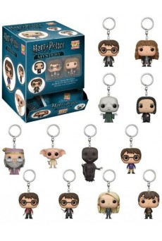 Llaveros-Figuras Funko Pocket Pop Keychain - Harry Potter Sobres Sorpresa