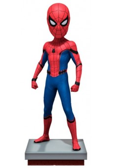Figura Spider-Man Homecoming - Head Knockers - Neca