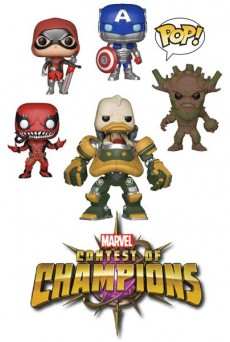 Figuras Funko Pop Vinyl - Marvel - Contest of Champions