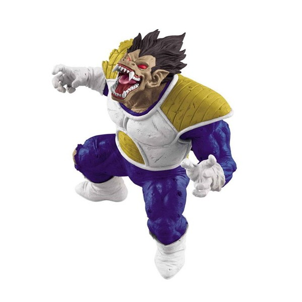 Figura Great Ape Vegeta - Dragon Ball Z - Creator X Creator - Banpresto