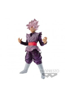 Figura Goku Black Super Saiyan Rose - Dragon Ball Super - Banpresto