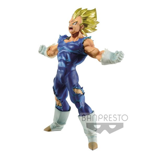 Figura Majin Vegeta - Dragon Ball Z - Blood of Saiyans - Banpresto