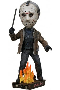 Figura Jason Voorhees - Head Knockers - Viernes 13 - Neca
