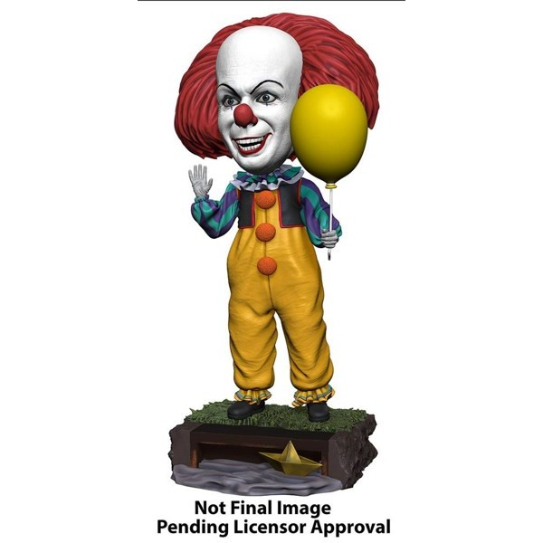 Figuras It - Pennywise - Head Knockers - Neca