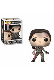 Figuras Funko Pop Vinyl – Lara Croft – Tomb Raider