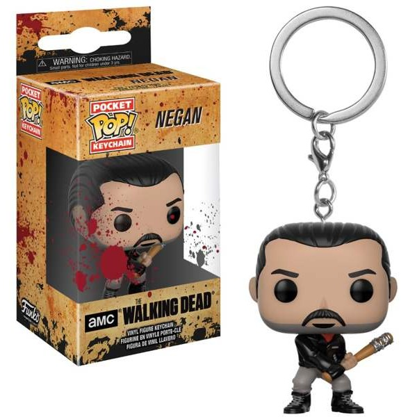 Llaveros-Figuras Funko Pocket Pop Keychain – The Walking Dead