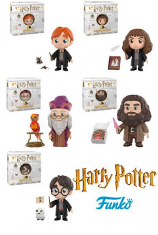 Figuras Harry Potter - 5 Star - Funko
