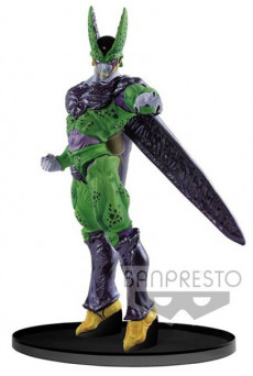 Figura Celula by Rodrigue Pralier - Dragon Ball Z - BWFC Vol. 4 - Banpresto