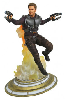 Figura Star-Lord - Guardianes de la Galaxia Vol. 2 - Marvel Gallery - Diamond Select