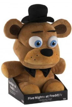 Peluche Freddy - Five Nights at Freddy's - Funko
