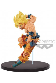 Figura Super Saiyan Goku - Dragon Ball Z - Match Makers - Banpresto
