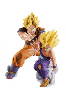 Figura Goku & Gohan - Dragon Ball Z - VS Existence - Banpresto