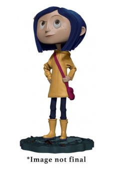 Figura Coraline - Head Knockers - Neca