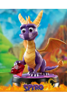 Figura Spyro The Dragon - First 4 Figures