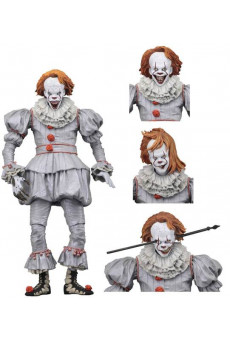 Figura Ultimate Pennywise (Well House) - It 2017 - Neca