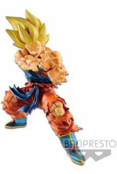 Figura Son Goku Kamehameha - Dragon Ball Legends Collab - Banpresto