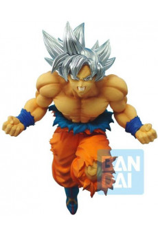 Figura Goku Ultra Instinto - Dragon Ball Super - Z-Battle - Banpresto