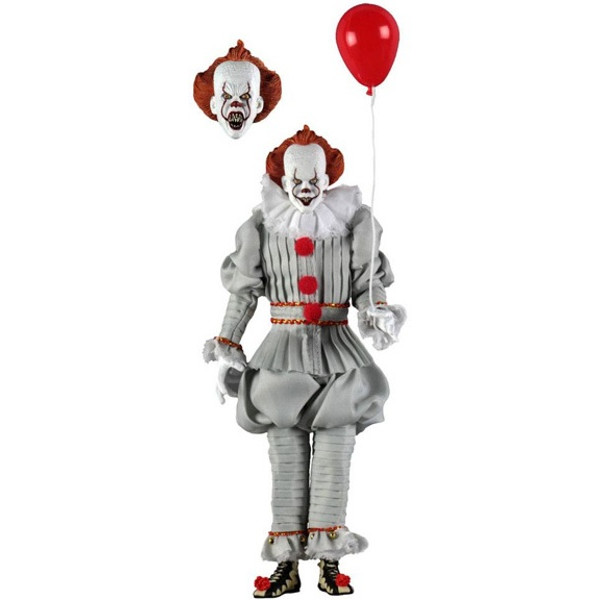 Figura Retro Pennywise - It 2017 - Neca