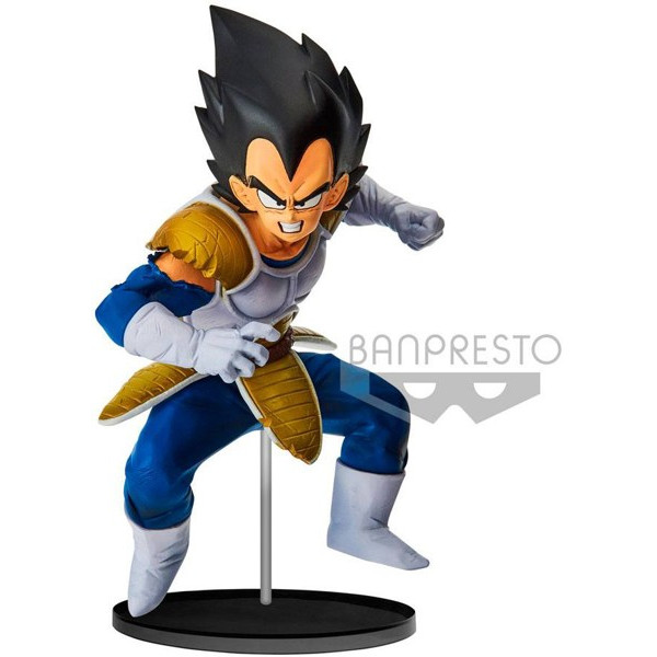 Figura Vegeta - Dragon Ball Z - BWFC - Banpresto