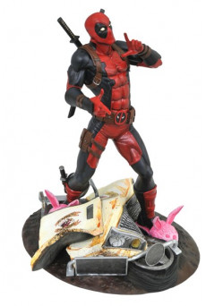 Figura Deadpool Taco Truck - Marvel - Diamond Select