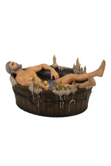 Figura Geralt in the bath - The Witcher 3: Wild Hunt - Dark Horse