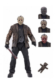 Figura Ultimate Jason Voorhees - Freddy vs. Jason - Neca