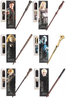 Varitas Harry Potter PVC - Noble Collection