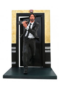 Figura John Wick Gallery - Diamond Select