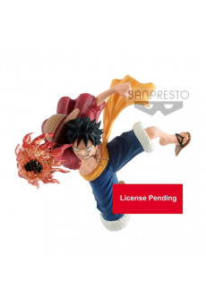 Figura Monkey D. Luffy - One Piece - G x Materia - Banpresto