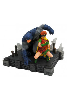 Figura Batman y Robin - The Dark Knight Returns - DC Gallery - Diamond Select