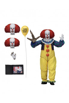 Figura Ultimate Pennywise v2 - It 1990 - Neca