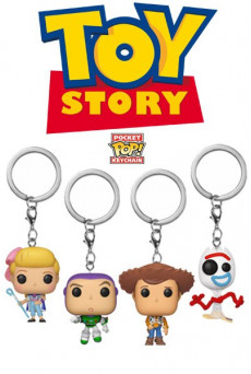 Llaveros-Figuras Funko Pocket Pop Keychain - Disney - Toy Story