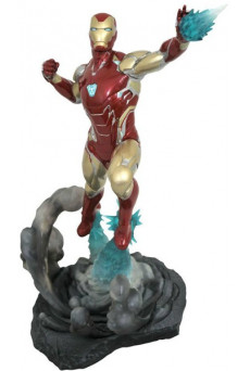 Figura Iron Man MK85 - Vengadores: Endgame - Marvel Movie Gallery - Diamond Select Toys