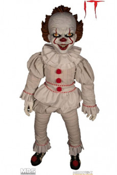 Muñeco Pennywise - It 2017 - MDS Roto - Mezco Toys