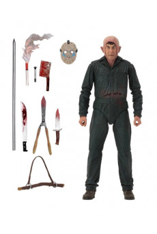 Figura Ultimate Roy Burns - Viernes 13 Parte 5 - Neca