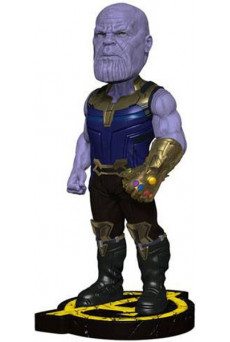 Figura Thanos - Vengadores: Infinity War - Marvel - Head Knockers - Neca