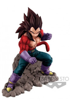 Figura Vegeta Super Saiyan 4 - Dragon Ball GT - Banpresto
