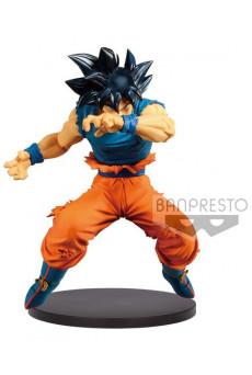 Figura Goku Ultra Instinto - Dragon Ball Super - Blood of Saiyans - Banpresto
