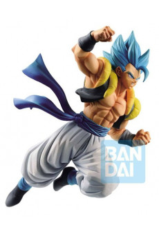Figura Gogeta Super Saiyan Dios - Dragon Ball Super - Banpresto