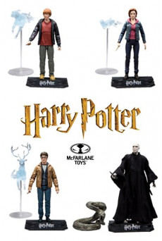 Figuras Harry Potter - McFarlane Toys