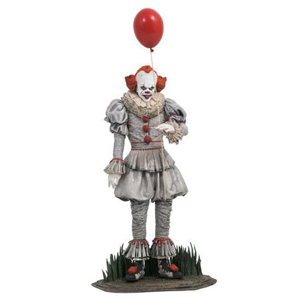 Figura Pennywise - It: Capítulo Dos - Gallery - Diamond Select Toys