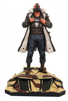 Figura Bane - El Caballero Oscuro: La Leyenda Renace - DC Movie Gallery - Diamond Select Toys