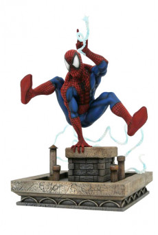Figura 90's Spider-Man - Marvel Gallery - Diamond Select Toys