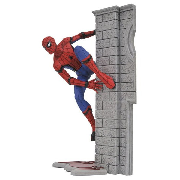 Figura Spider-Man Homecoming - Marvel Gallery - Diamond Select