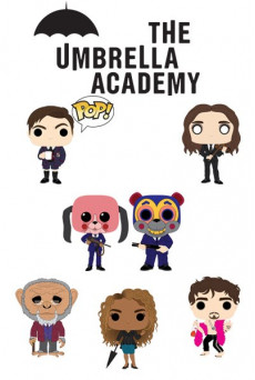 Figuras Funko Pop Vinyl - The Umbrella Academy